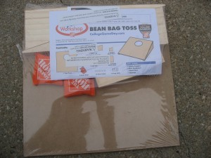Beanbag Toss Kit