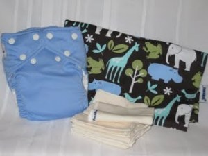 Designer Cloth Diapers