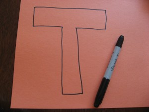 Draw T