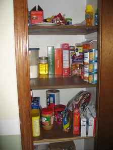 Deep Pantry After