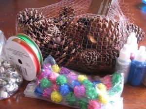 Pine Cone Supplies